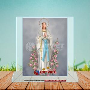 Tranh Cát Đức Mẹ Maria